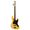 Fender Deluxe Jazz Bass Special Natural With Bag - Used