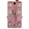Old Blood Noise Dark Star Pad Reverb - Shell Pink With Brown Art