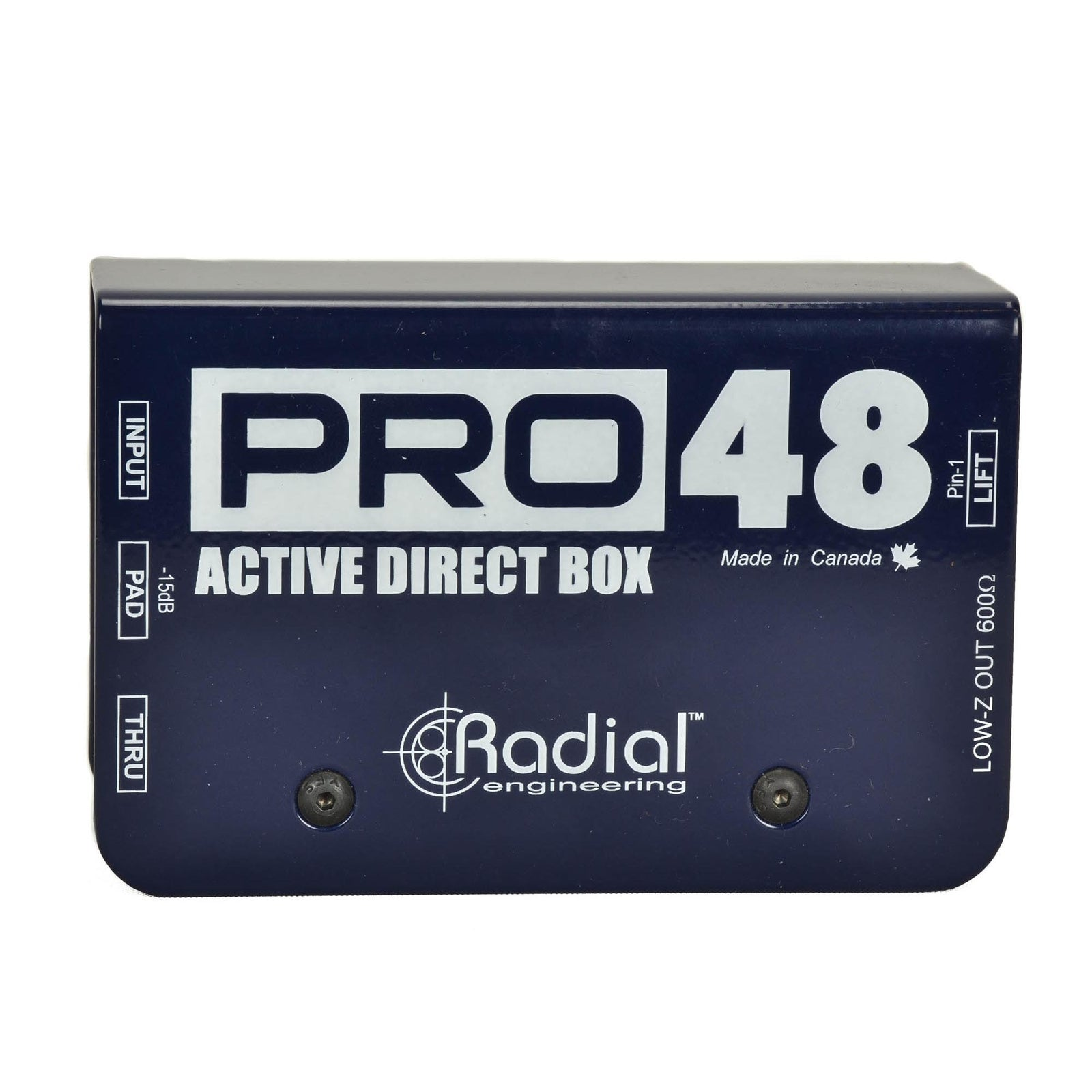 Radial Pro48 Active Direct Box - Used