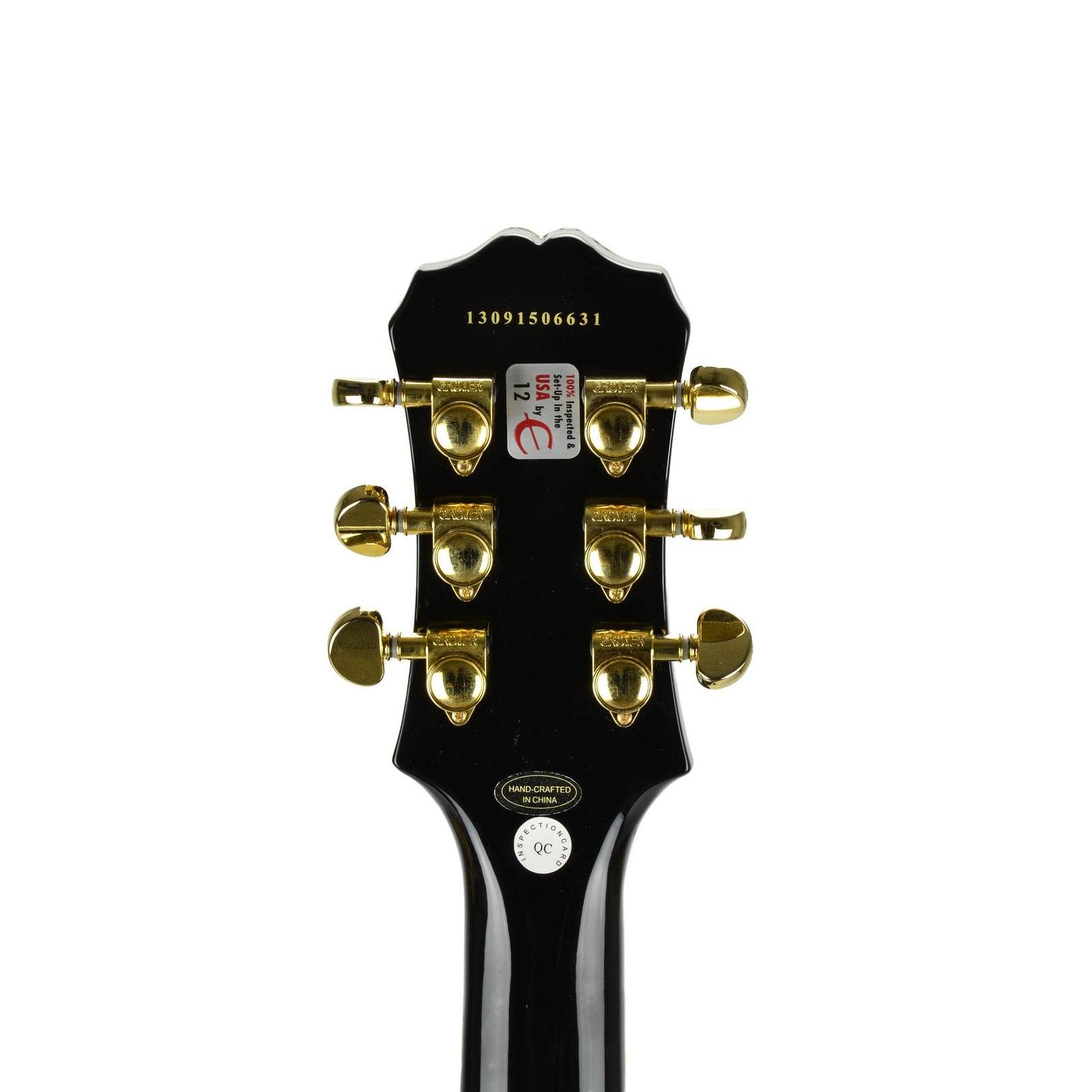 Epiphone Les Paul Black Beauty 3 - Ebony - Used