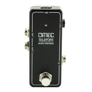 Orange OMEC Teleport Interface Pedal - Used