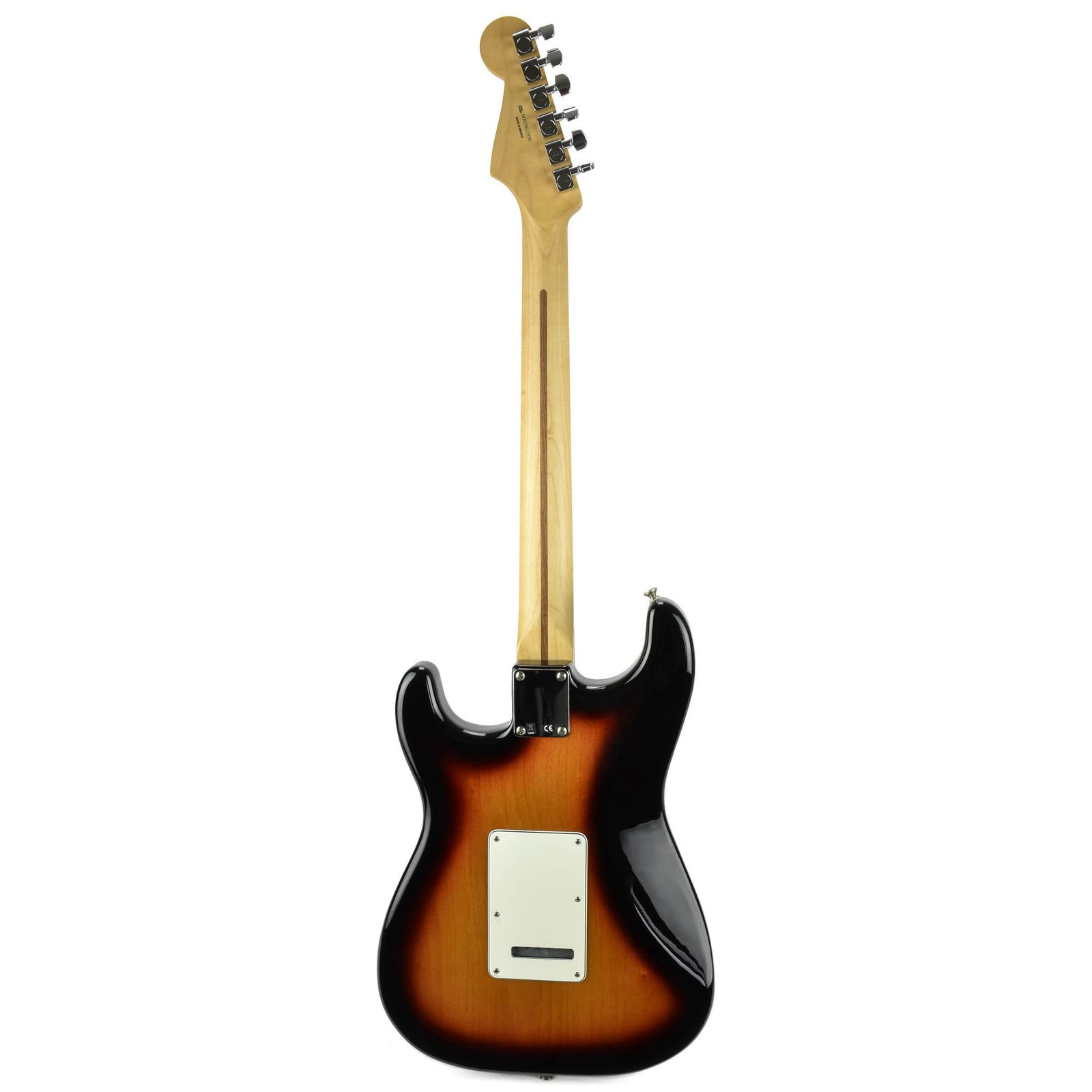 Fender Standard Stratocaster - Maple Fingerboard - Brown Sunburst - Used - Image: 4