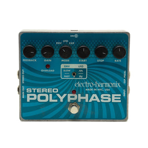 Electro Harmonix Stereo Polyphase Shifter - Used