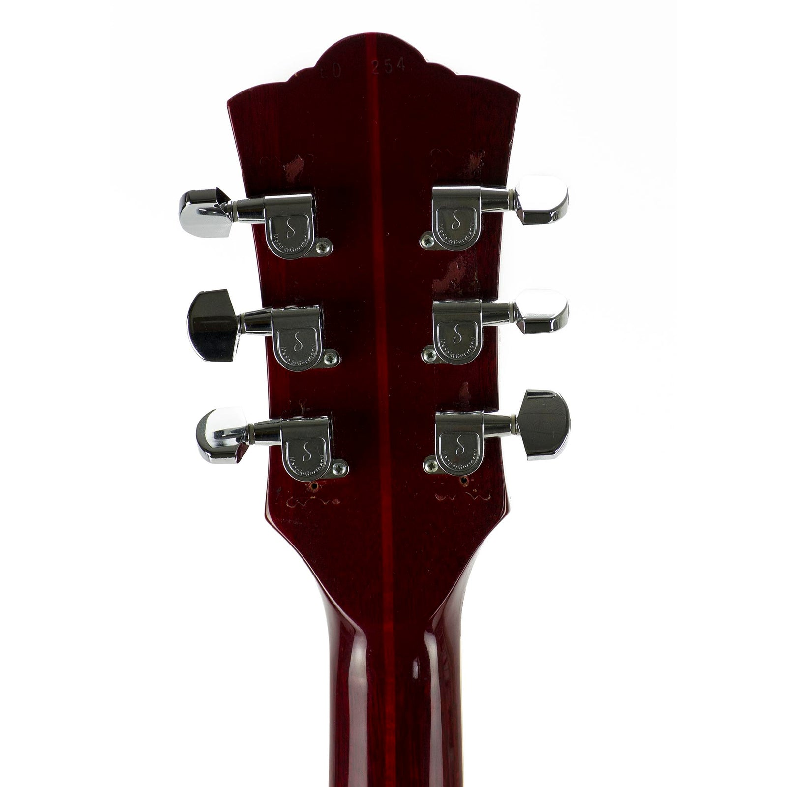 Guild 1967 M-65 Modified - Trans Red - Used