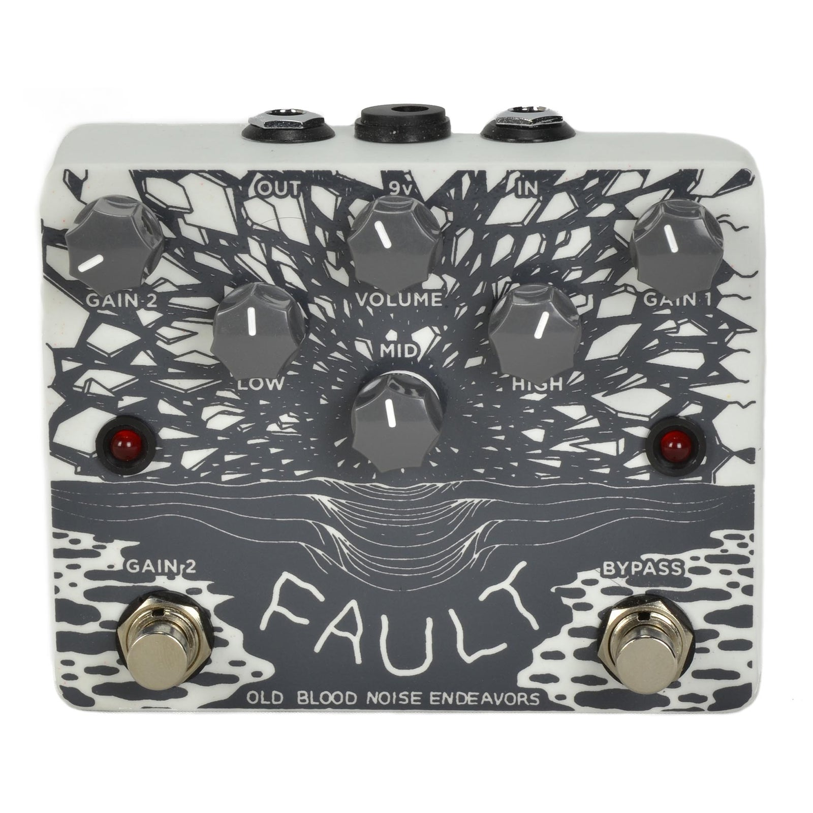 Old Blood Noise Fault Overdrive - Distortion - Used