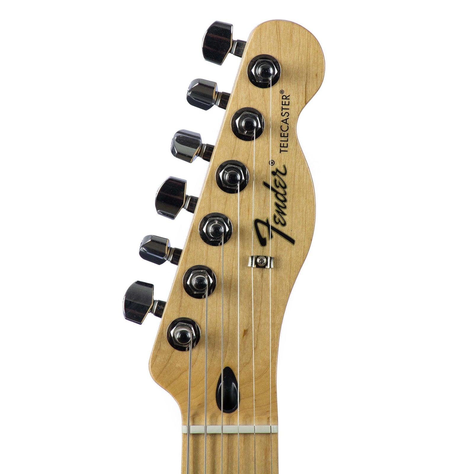 Fender Standard Telecaster with Greg Koch Fishman Fluence Pick-ups Sweepstakes