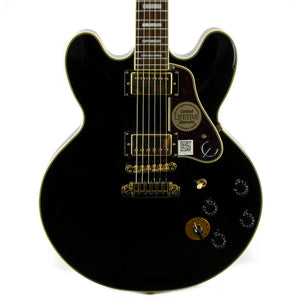 Epiphone B.B. King Lucille Ebony Gold Hardware - Used