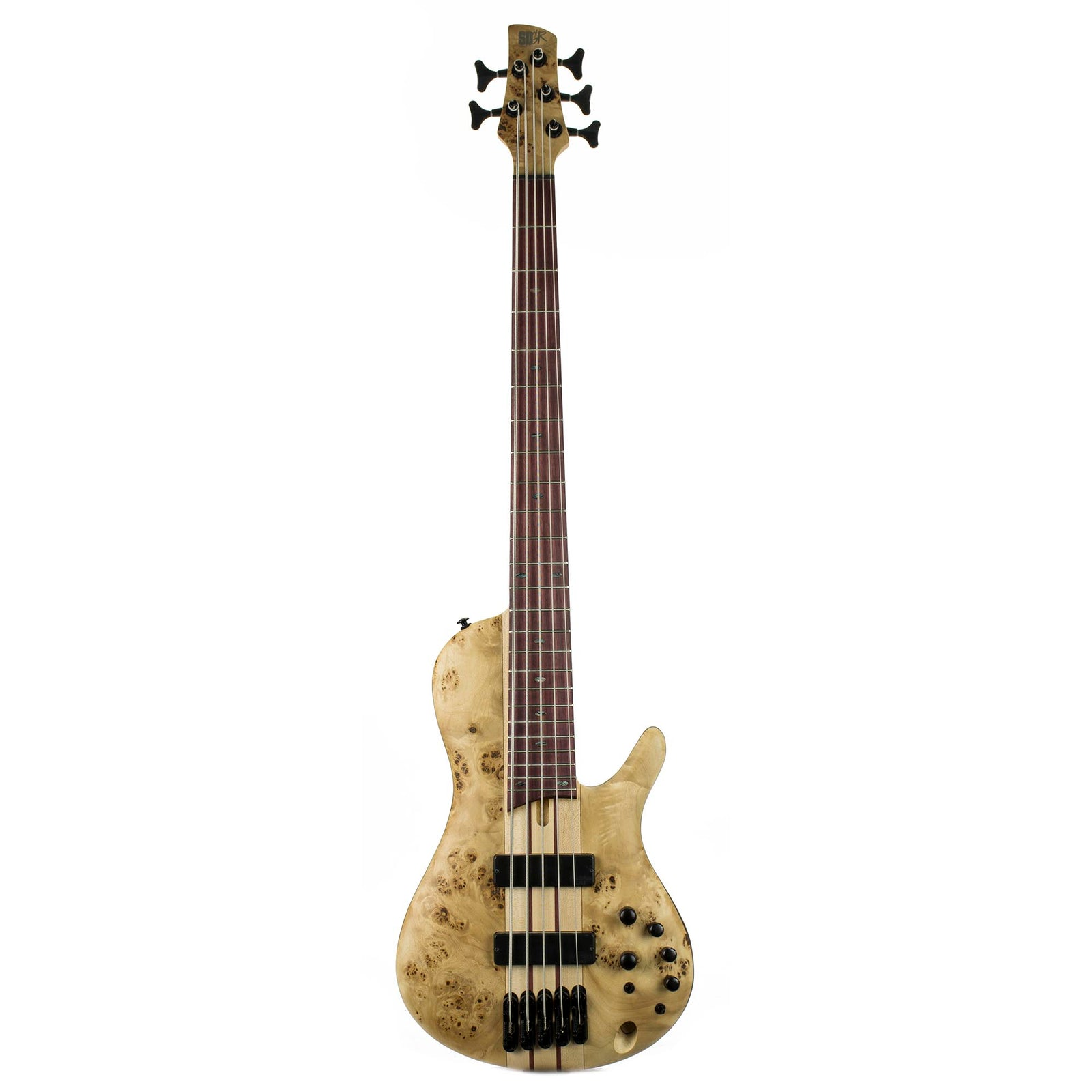Ibanez Bass Workshop 5-String Bass - Natural Flat - Used