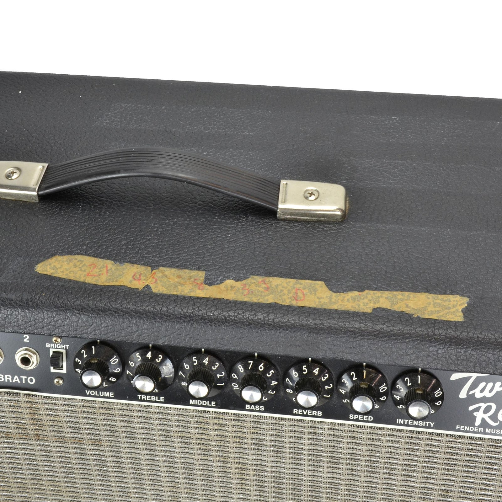 Fender 90'S USA Twin Reverb Reissue - Used