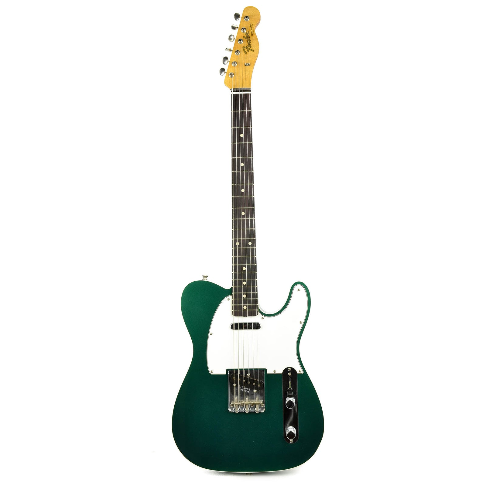 Fender Custom Shop 1960 Telecaster Custom - British Racing Green