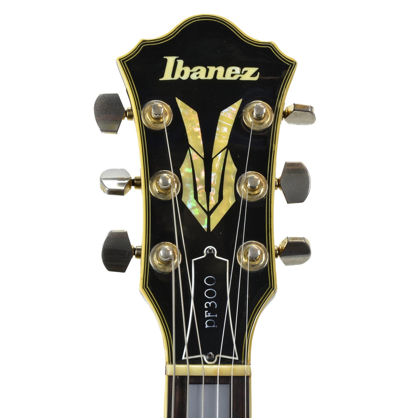 Ibanez PF-300 With Hard Case - Used
