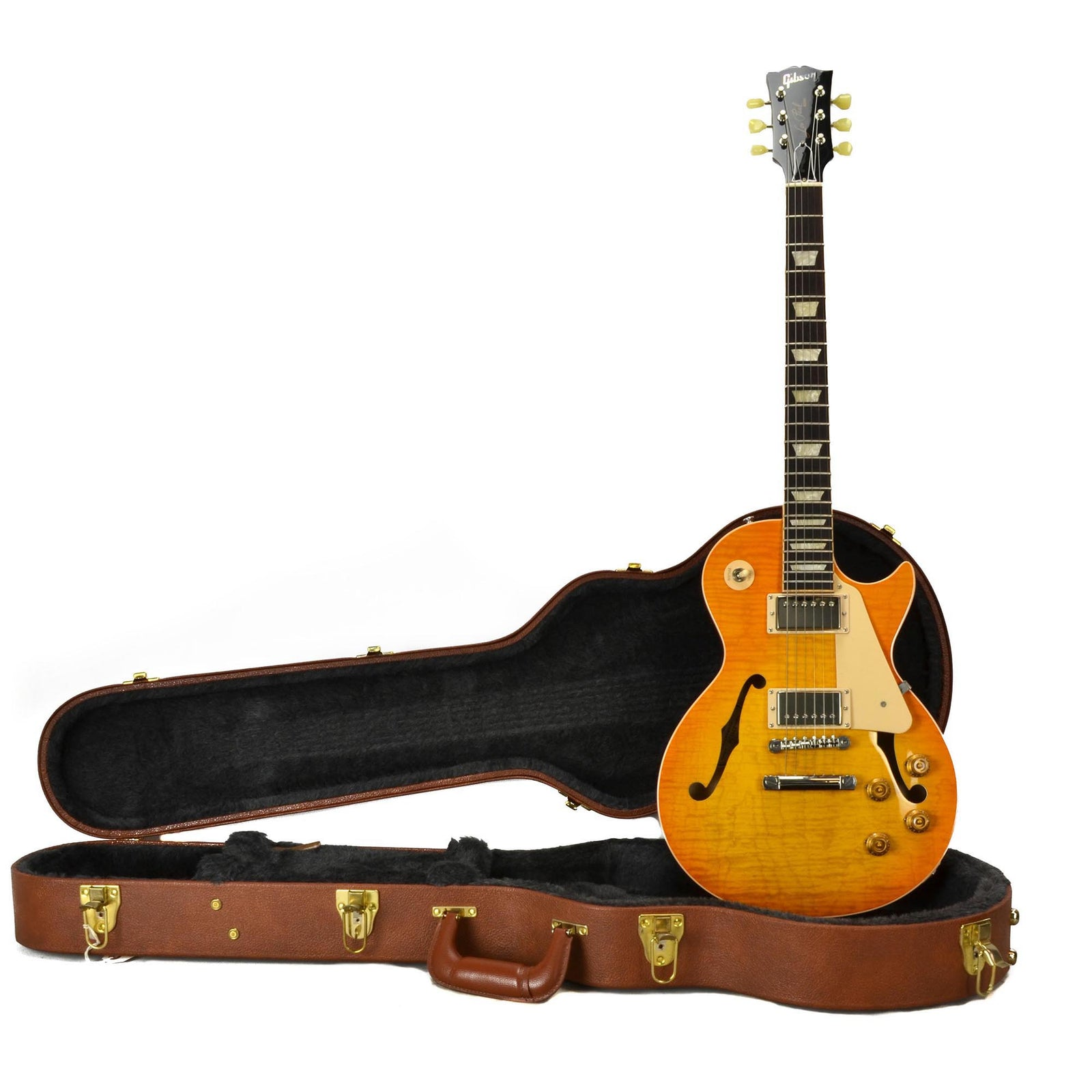 Gibson 2015 Memphis Es-Les Paul - Lemon Burst - Used