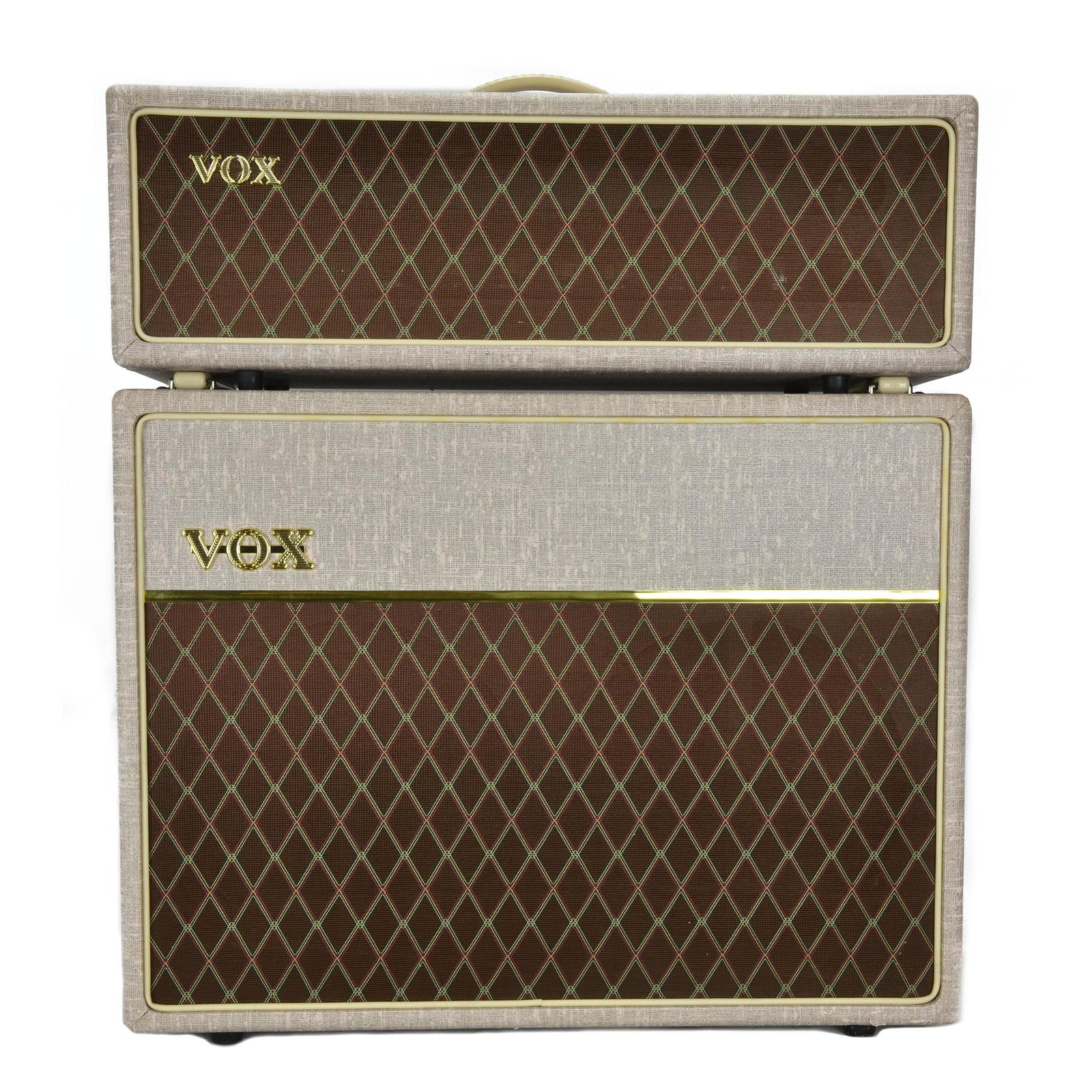 Vox AC30HW Head With Matching 2x12 Cabinet - Alnico Blues - Used