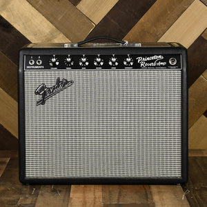 Fender '65 Princeton Reverb With Cover - Used
