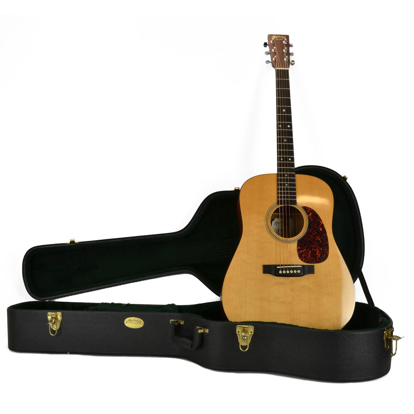 Martin D-16GT With OHSC - Used - Image: 8