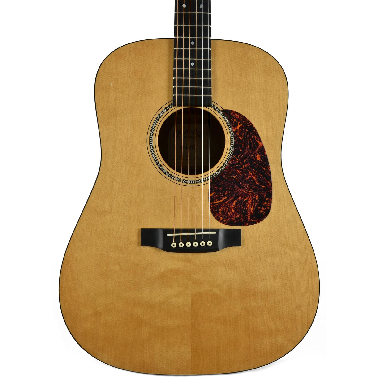 Martin D-16GT With OHSC - Used - Image: 1