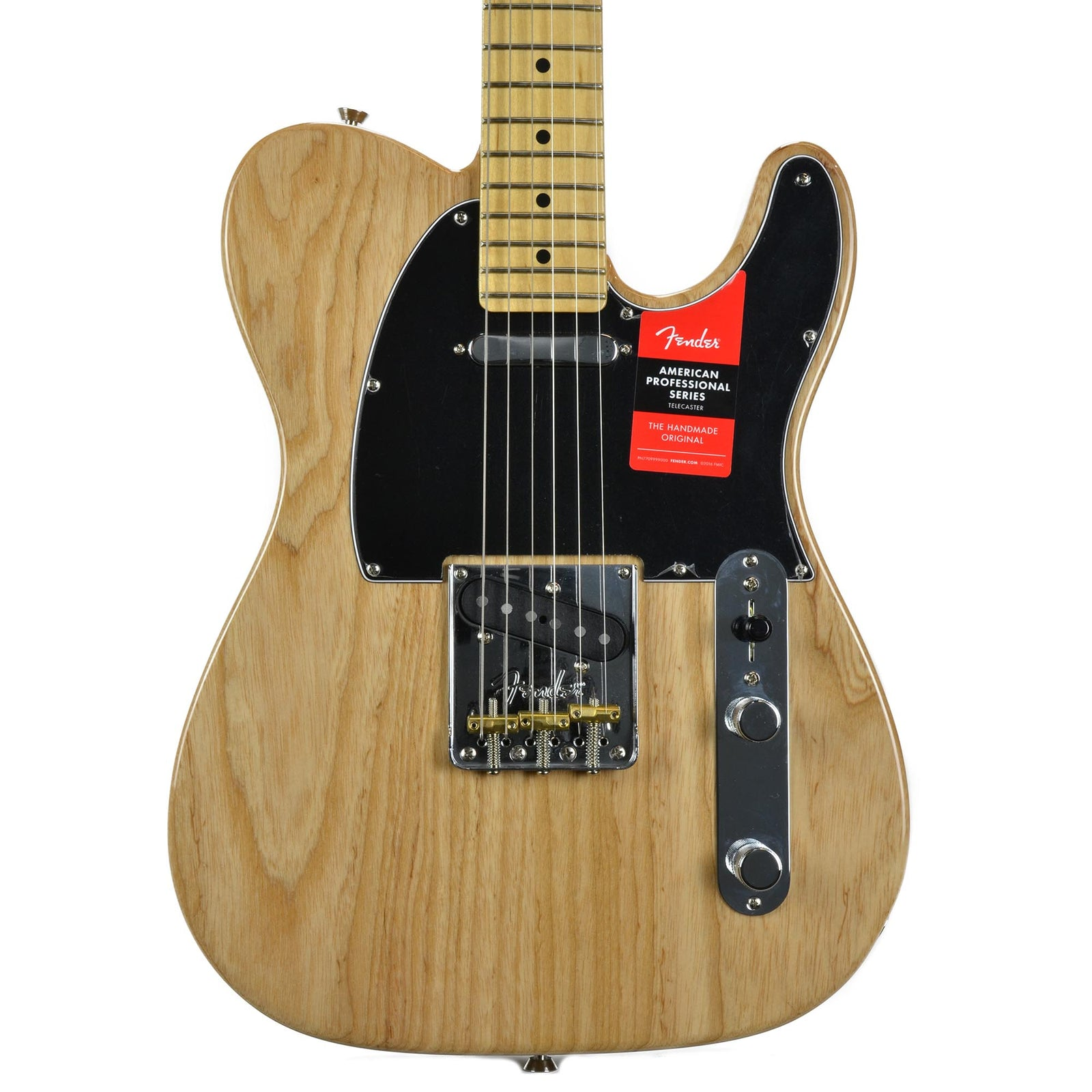 Fender American Professional Telecaster - Natural - Used
