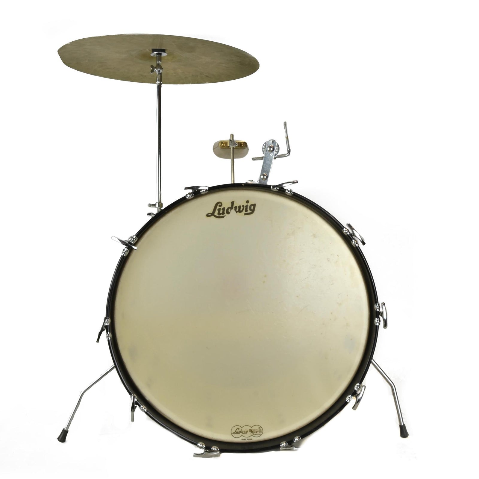 Ludwig Vintage 1964 Superclassic Kit With Hardware - Cymbals - Used