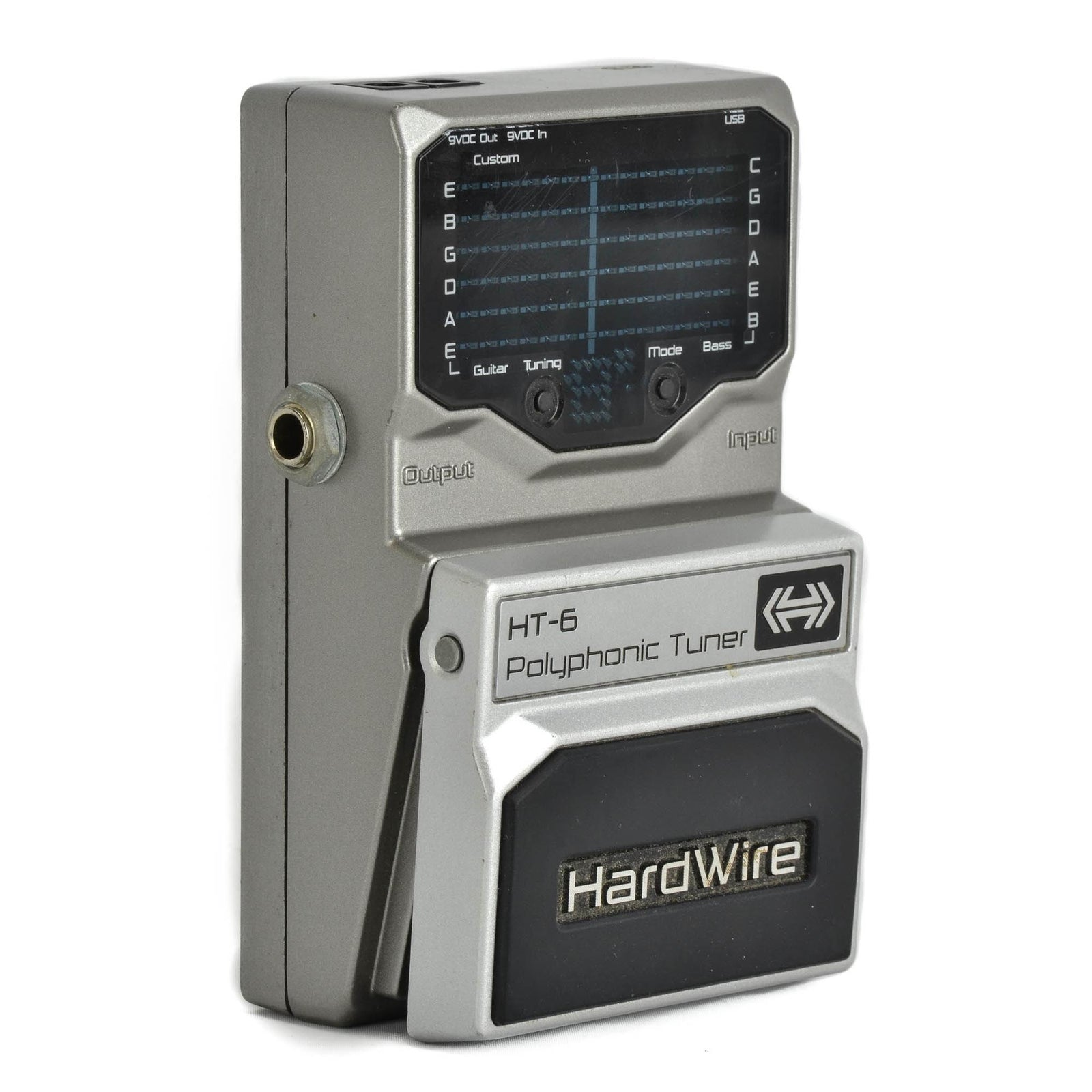 Hardwire HT-6 Tuner Pedal - Used