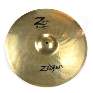 "Zildjian Z Custom Rock Crash 19"" - Used"