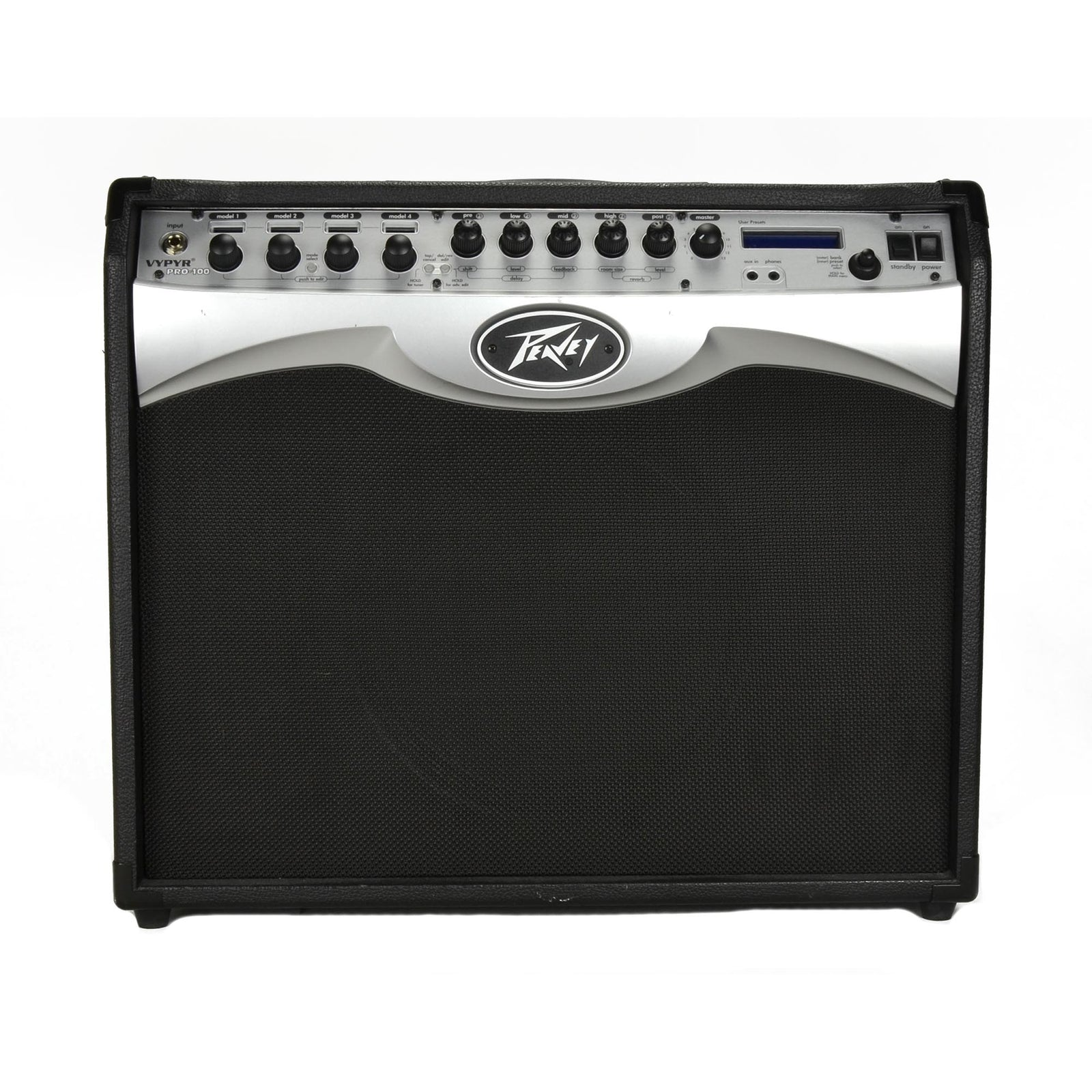 Peavey VYPYR With Sanpera Pro Footswitch - Used