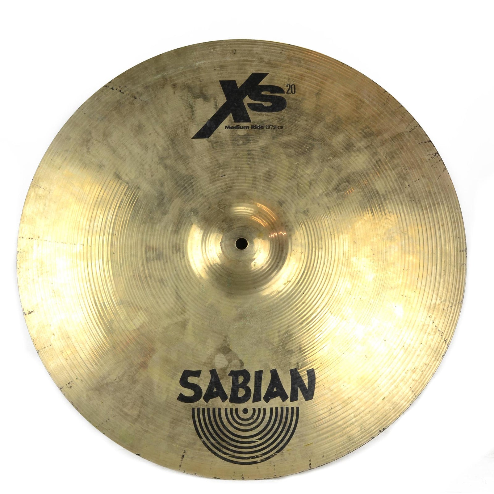 "Sabian XS20 Medium Ride 20"" - Used"