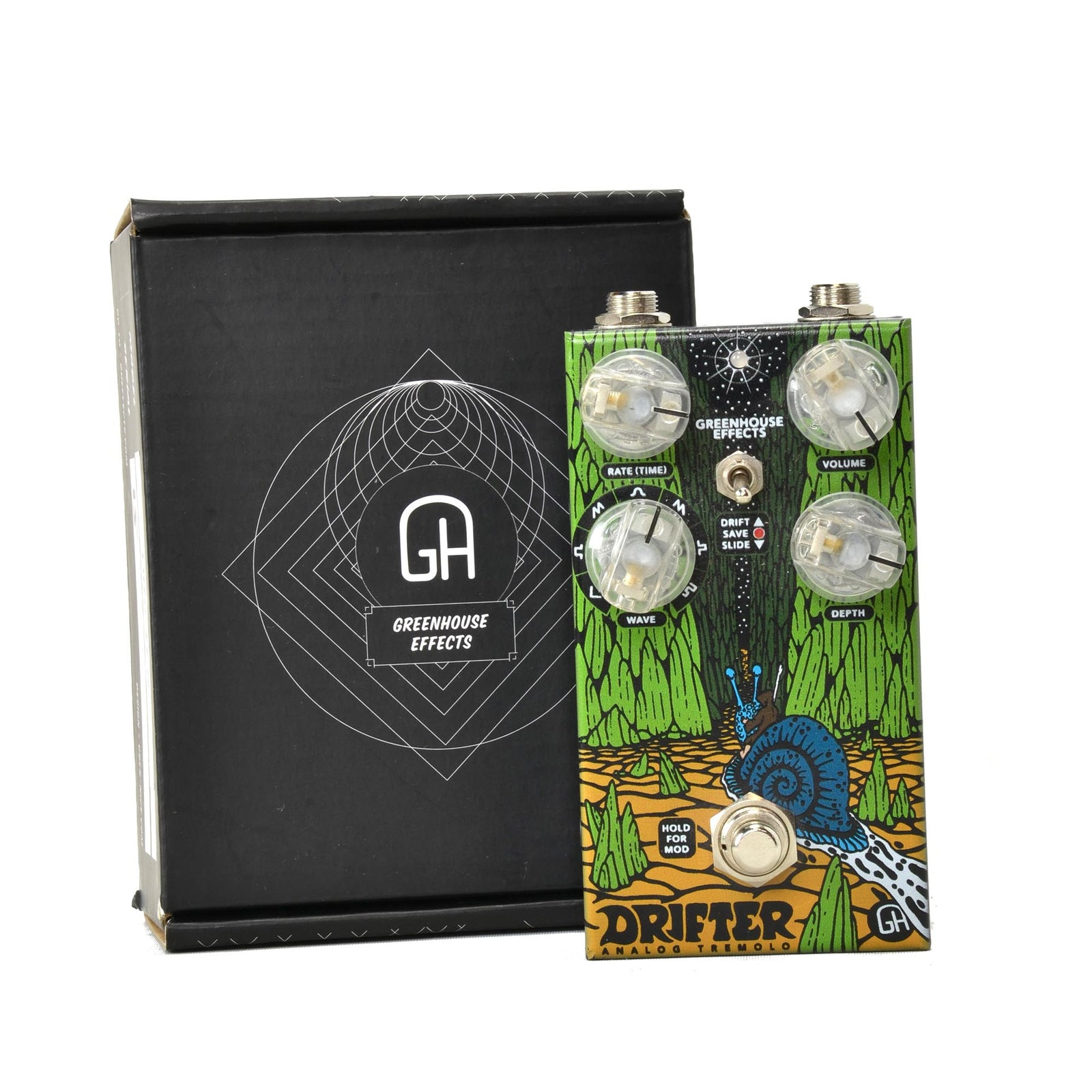 Greenhouse Effects Drifter Analog Tremolo - Used