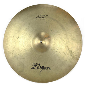 "Zildjian Medium Ride 22"" - Used"
