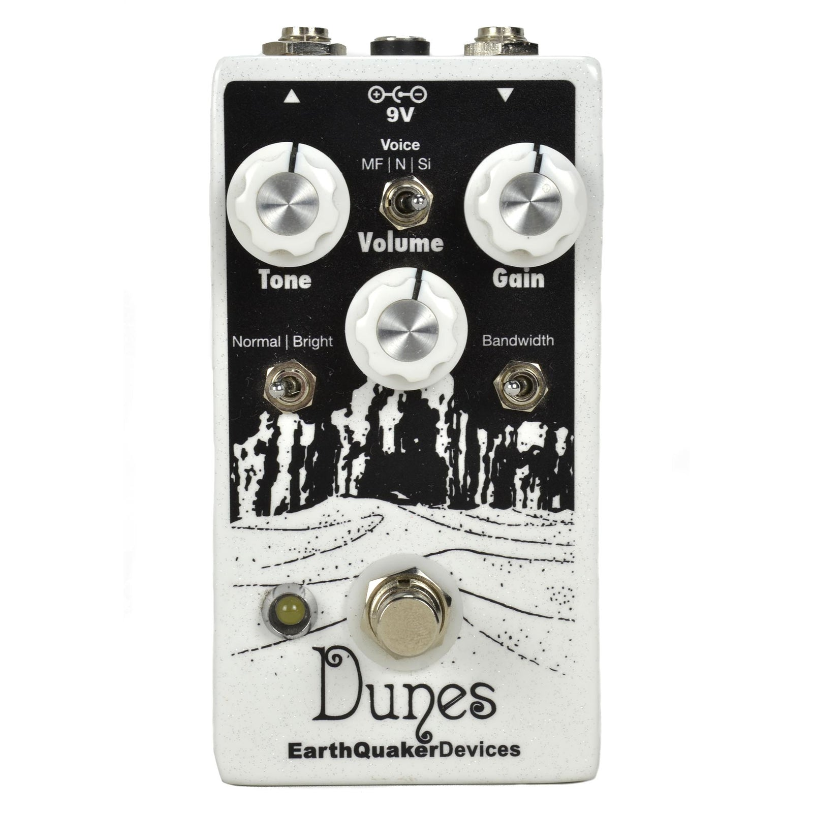 Earthquaker Dunes V1 Overdrive - Used