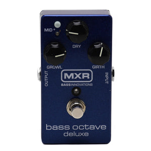 MXR M288 Bass Octave Deluxe - Used