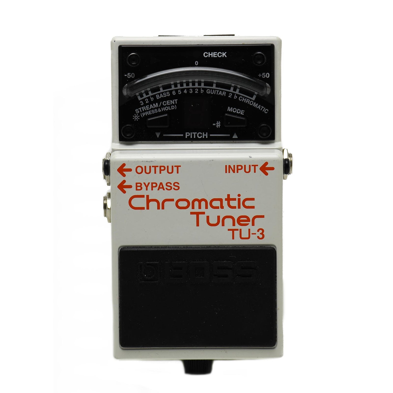 Boss TU-3 Chromatic Tuner - Used