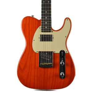 G&L ASAT Classic Bluesboy - Orange - Used
