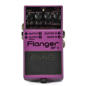Boss BF-3 Flanger - Used
