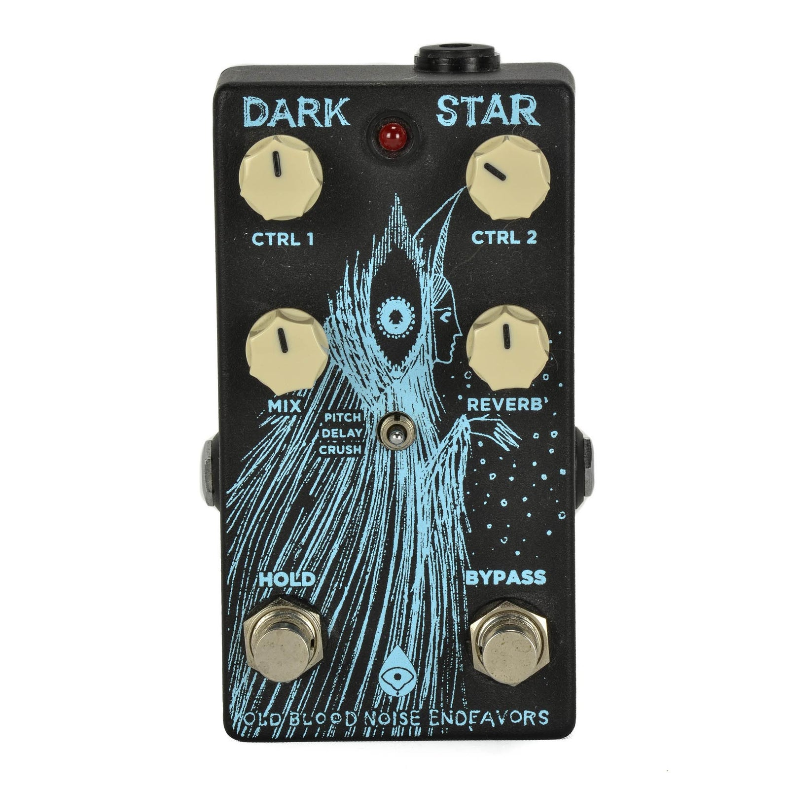 Old Blood Noise Dark Star V1 Pad Reverb - Used