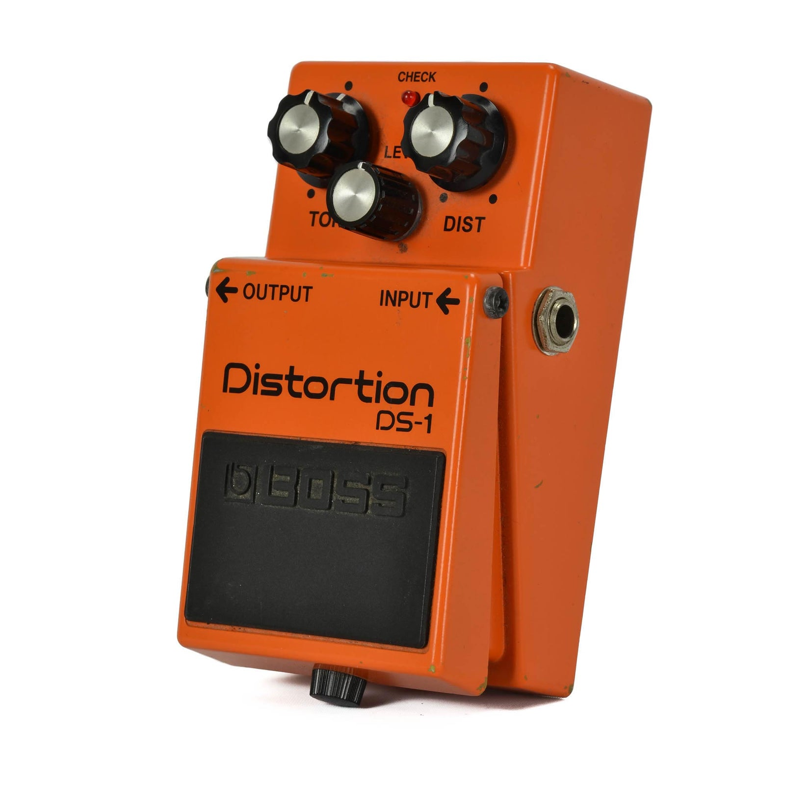Boss DS-1 Distortion - Used - Image: 2