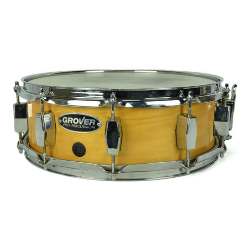 Grover 5x14 10 Ply Maple Snare - Used