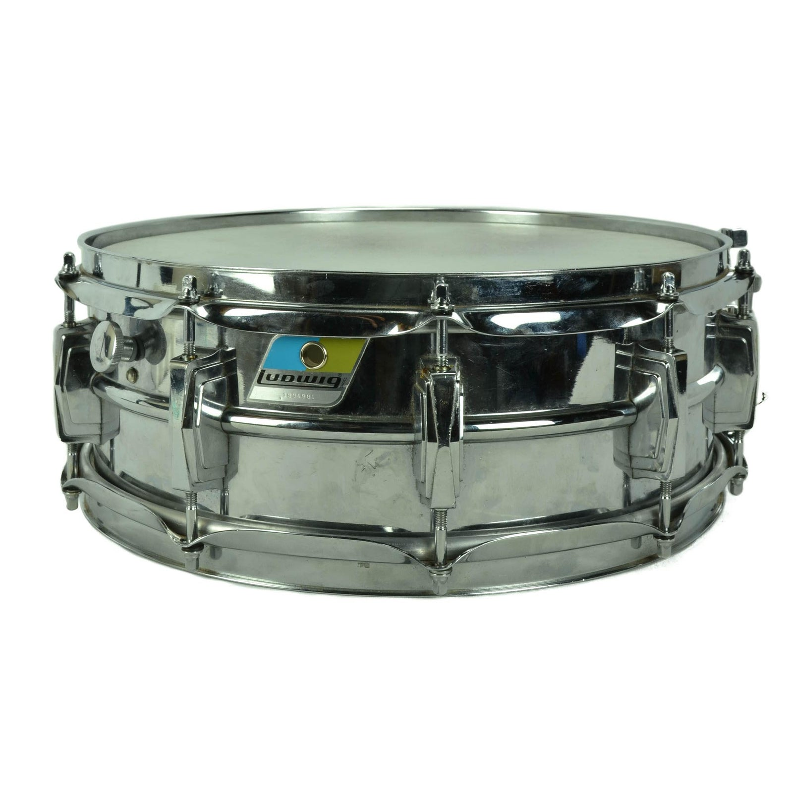 Ludwig Supraphonic 5x14 Snare Early 70'S - Used