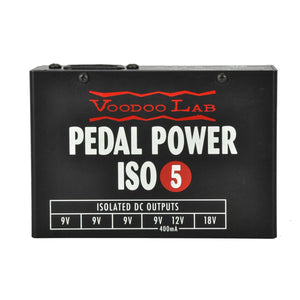 Voodoo Lab ISO 5 Pedal Power - Used