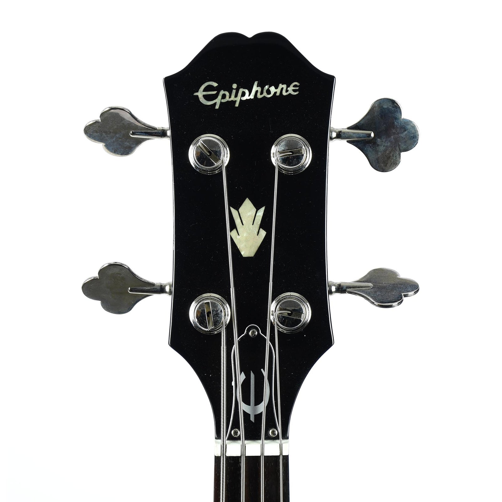 Epiphone EB-3 Bass - Ebony - Chrome Hardware - Used
