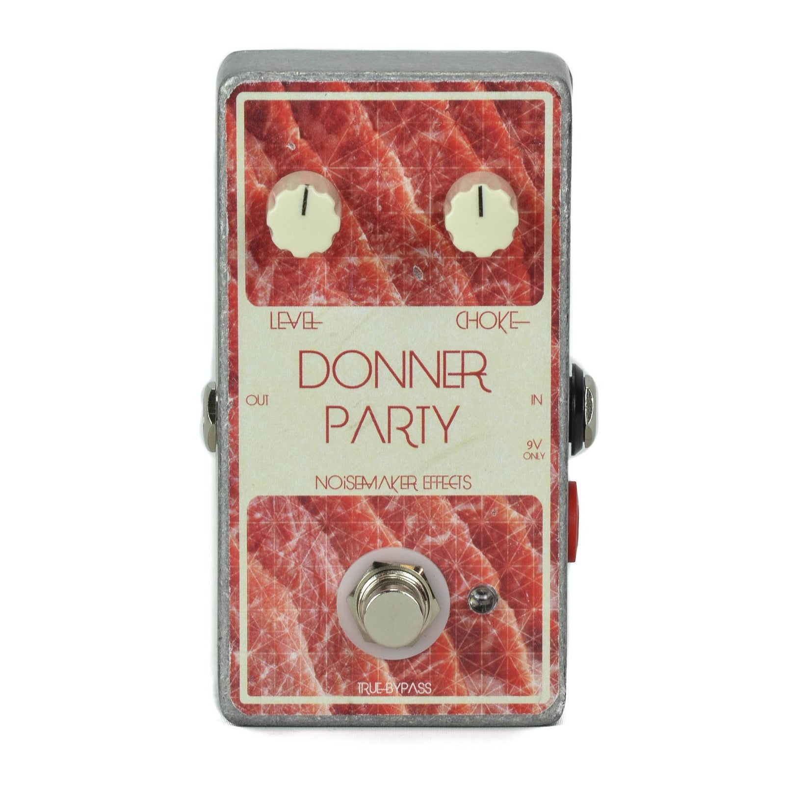 Noisemaker Effects Donner Party Fuzz - Used