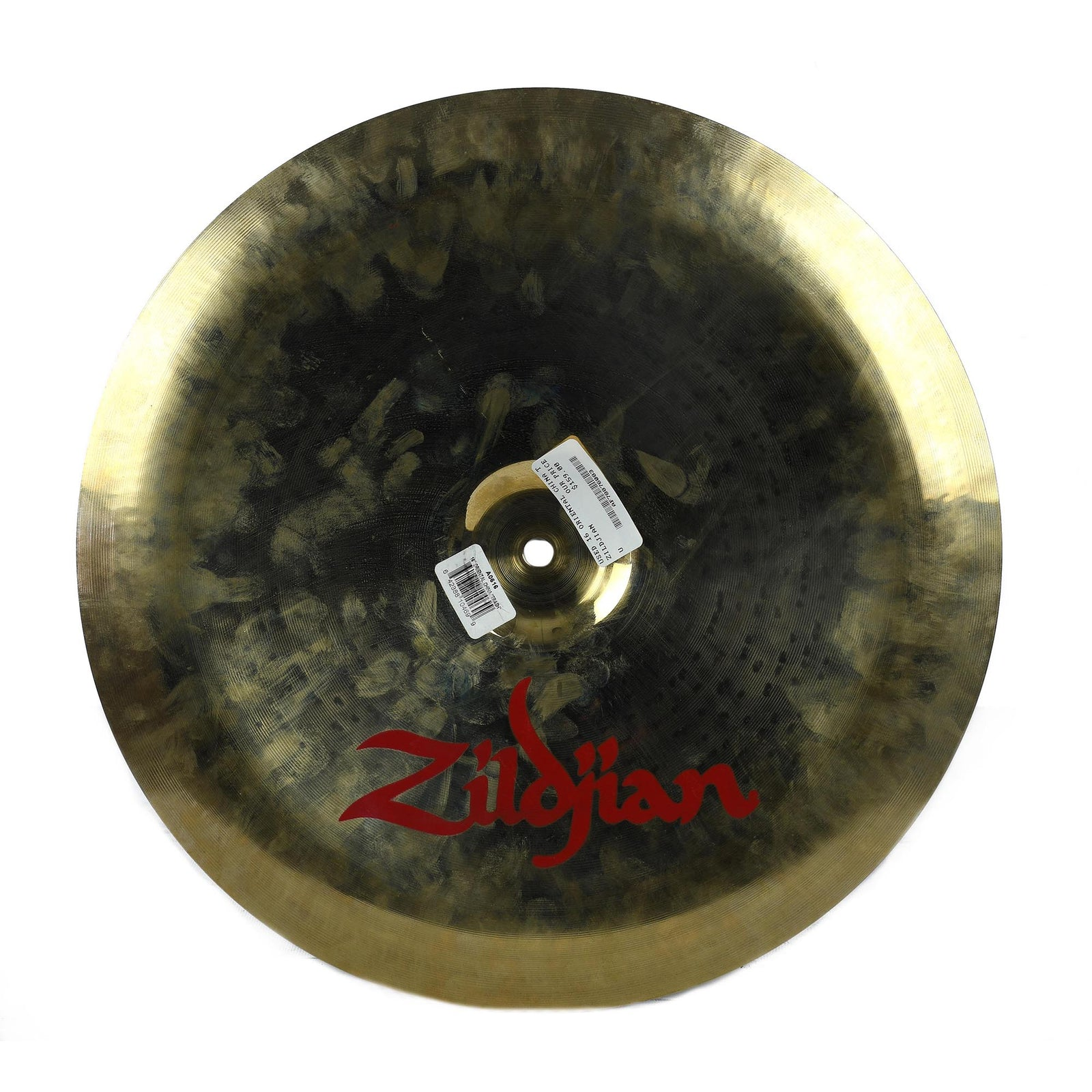 "Zildjian 16"" Oriental China Trash - Used"