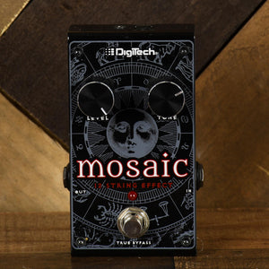 Digitech Mosaic 12 String Effect Pedal - Used