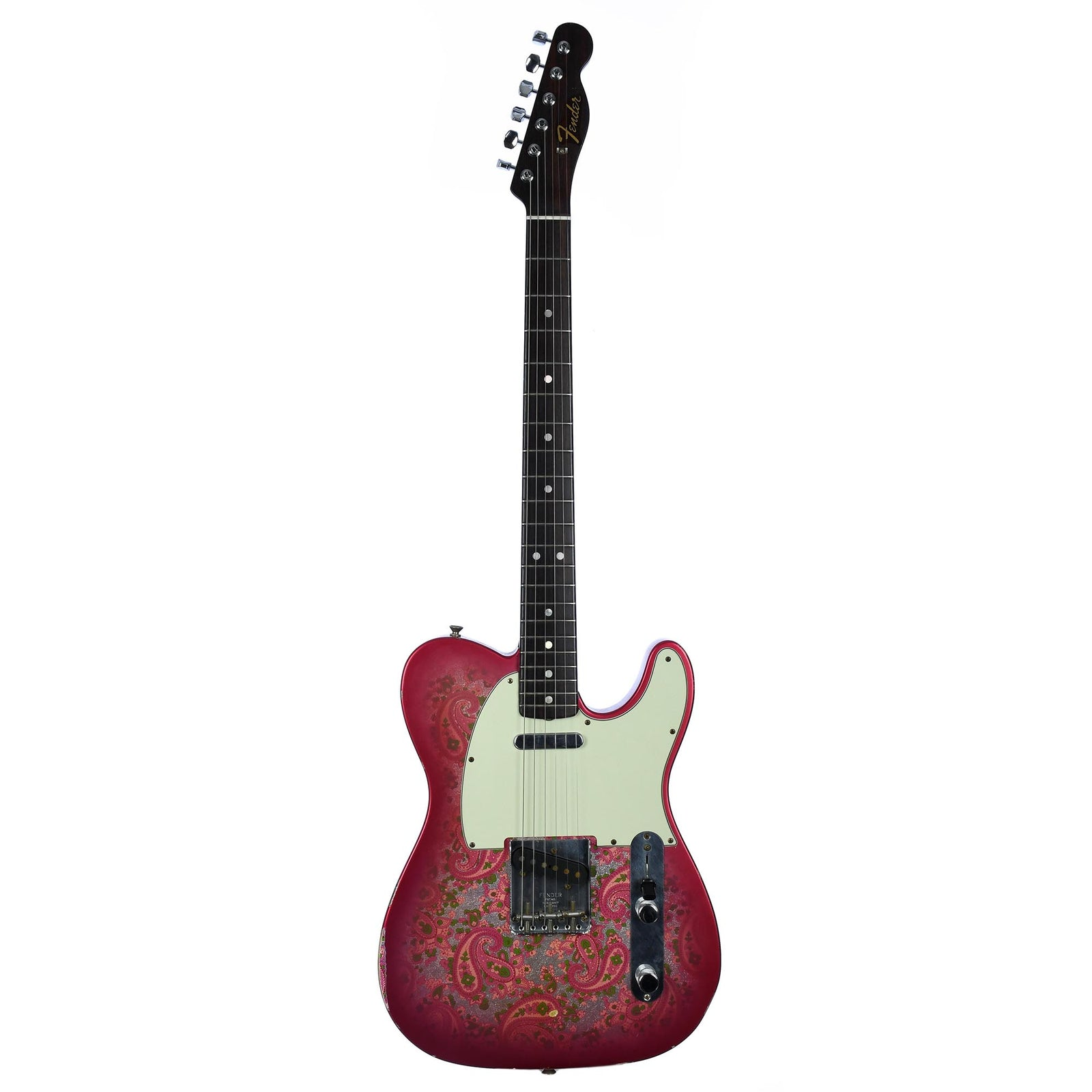 Fender Custom Shop Masterbuilt '68 Telecaster Relic - Pink Paisley - Used