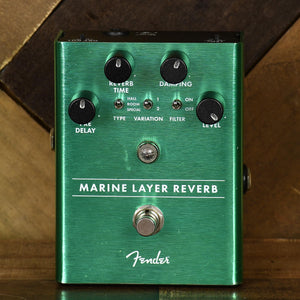 Fender Marine Layer Reverb - Used