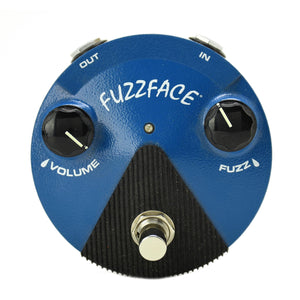 Dunlop Fuzz Face Mini-Silicon - Used