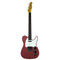 Fender Custom Shop 63' Journeyman Relic Tele - Aged Burgundy Mist - Used