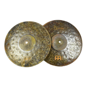 "Meinl 14"" Byzance Extra Dry Med Hats - Pair - Used"