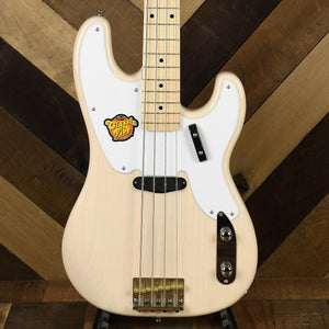 Squier Classic Vibe 50'S P-Bass White Blonde - Used