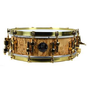 Sonor 14x5 Artists Series Snare Maple And Scandinavian Birch Veneer - Used