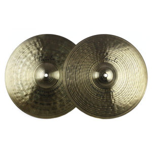 Paiste 13 Inch Dark Crisp Signature Hi Hats - Pair - Used